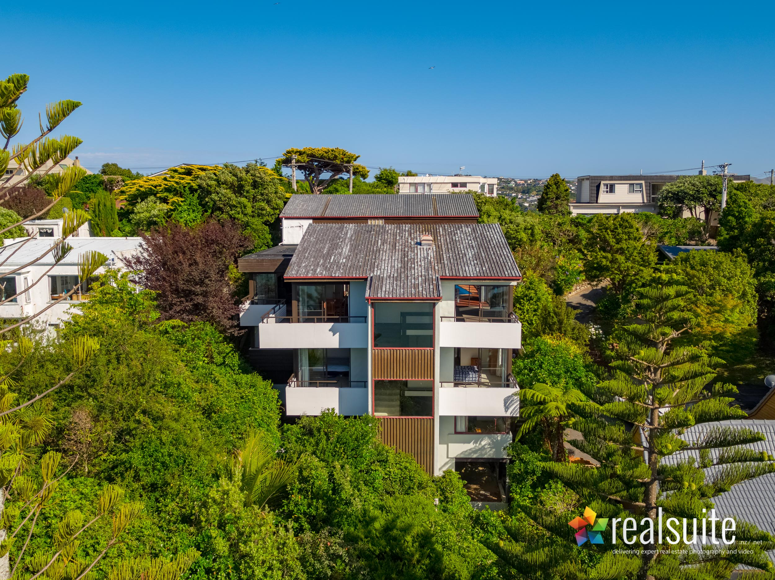 66 Seaview Road, Paremata, Aerial 0005