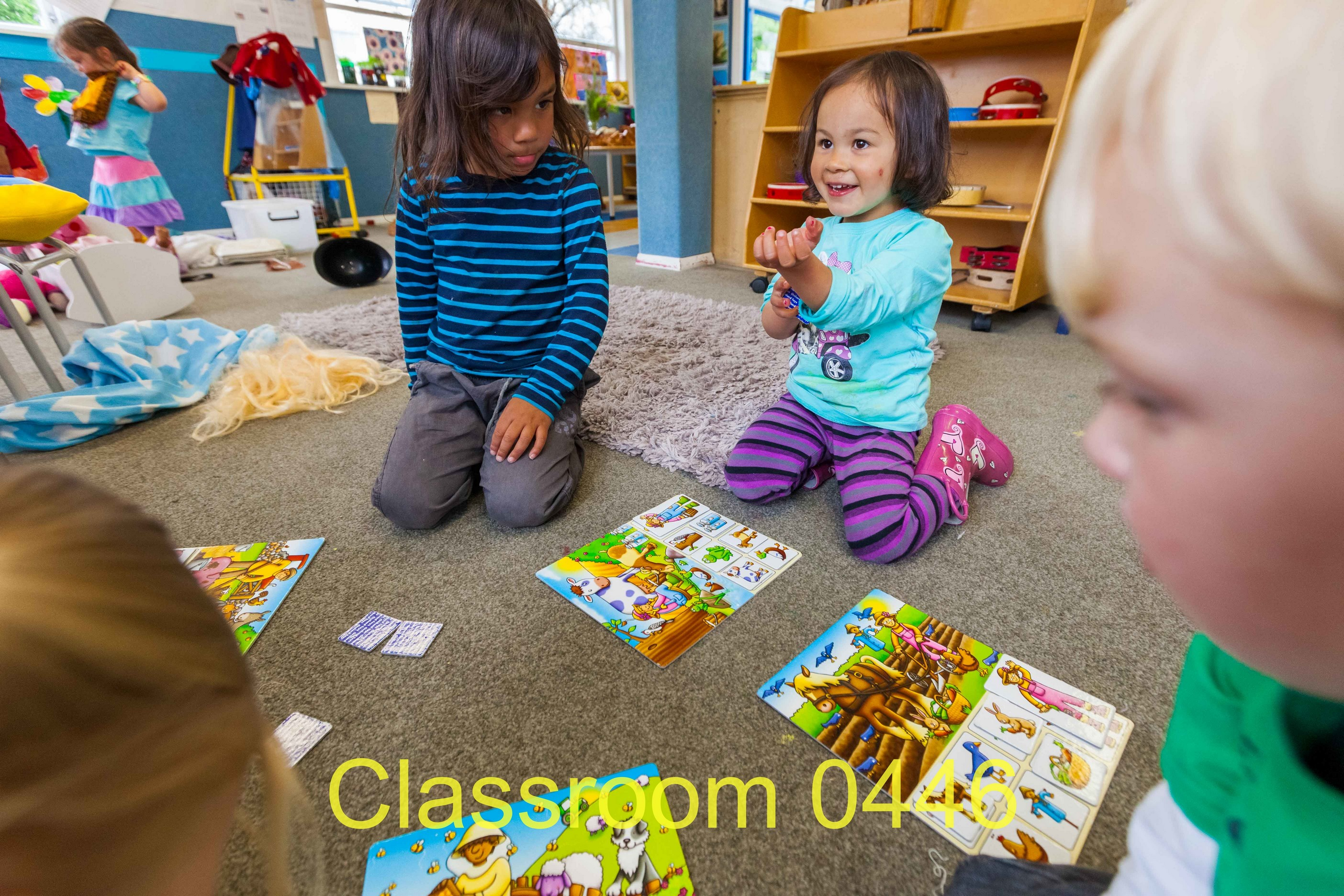 Classroom 0446