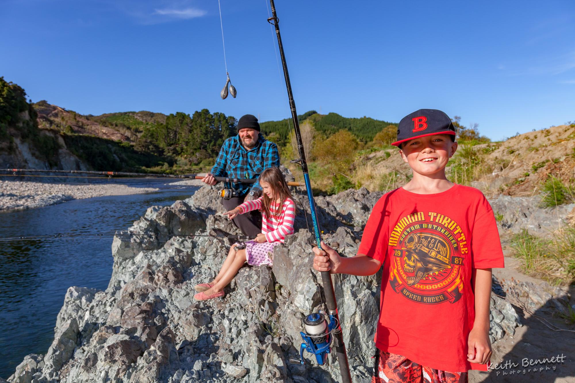 UHCC Whakatiki Fishing 9874