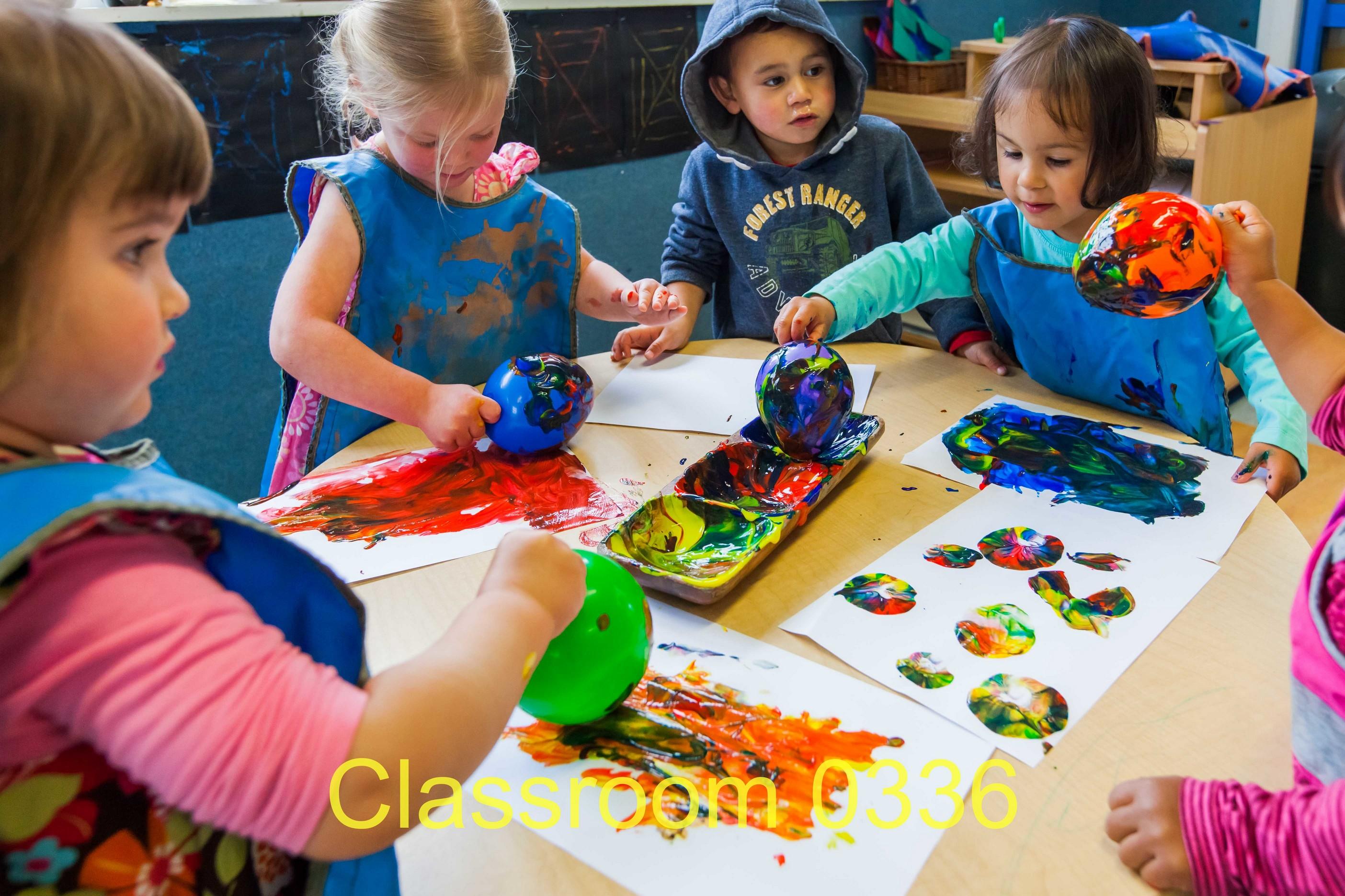 Classroom 0336