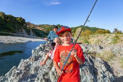UHCC Whakatiki Fishing 9867