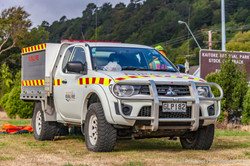 Te Marua Rural Fire 9412