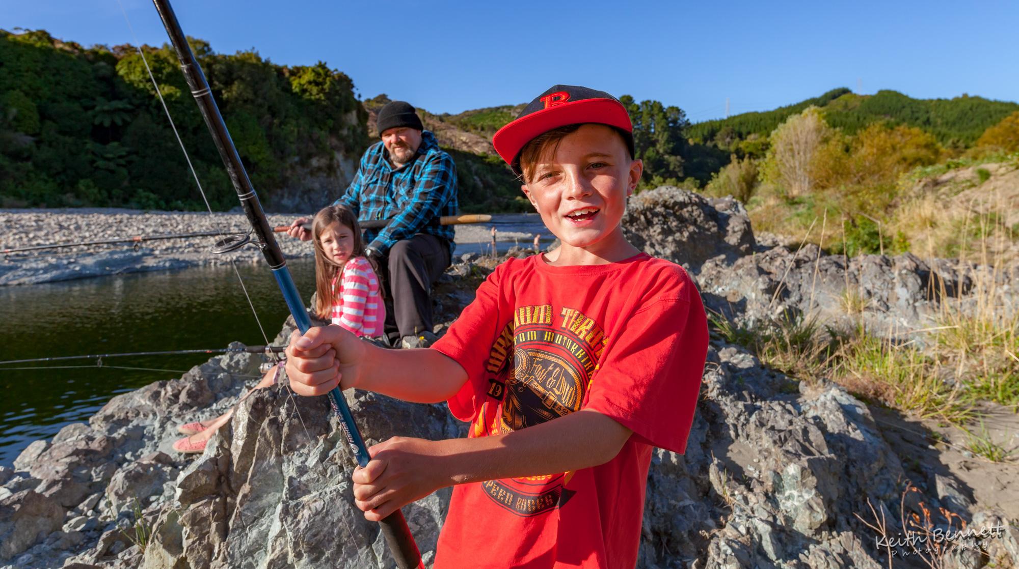 UHCC Whakatiki Fishing 9910