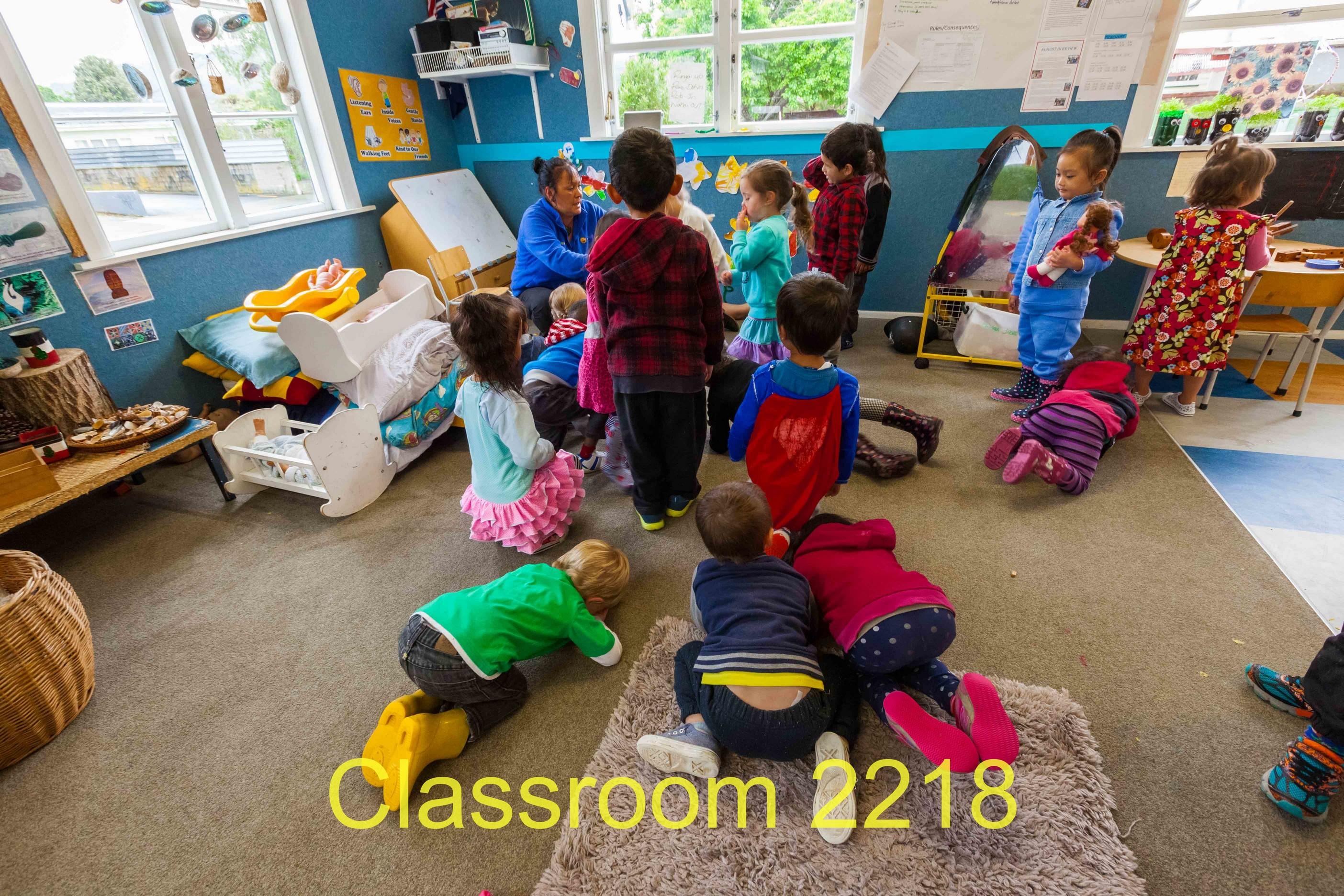 Classroom 2218