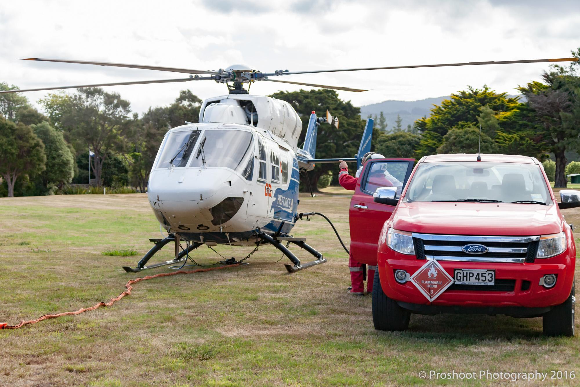 Te Marua Rural Fire 9372