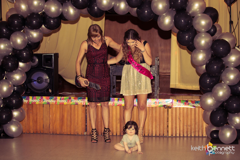 Stephanie Burnnand 21st Party 0814