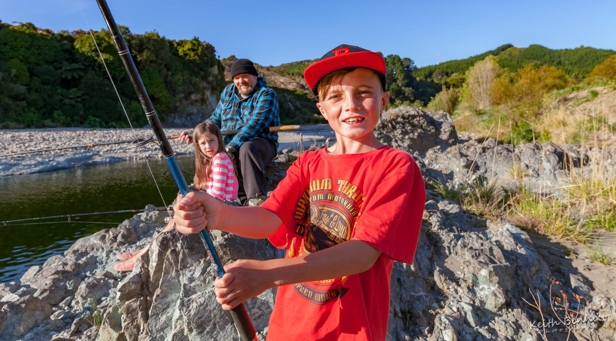 UHCC Whakatiki Fishing 9912