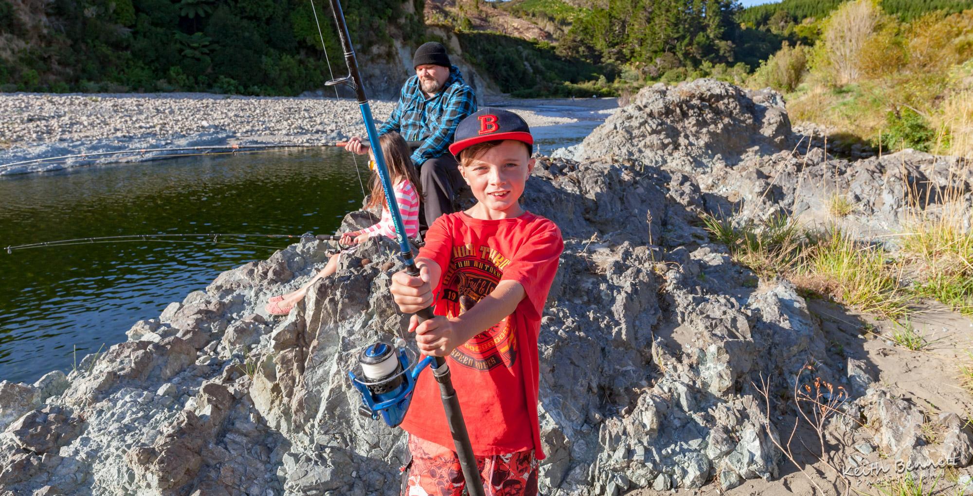UHCC Whakatiki Fishing 9890-2