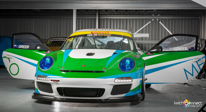 Dzine Porsche Brent Metco 6560