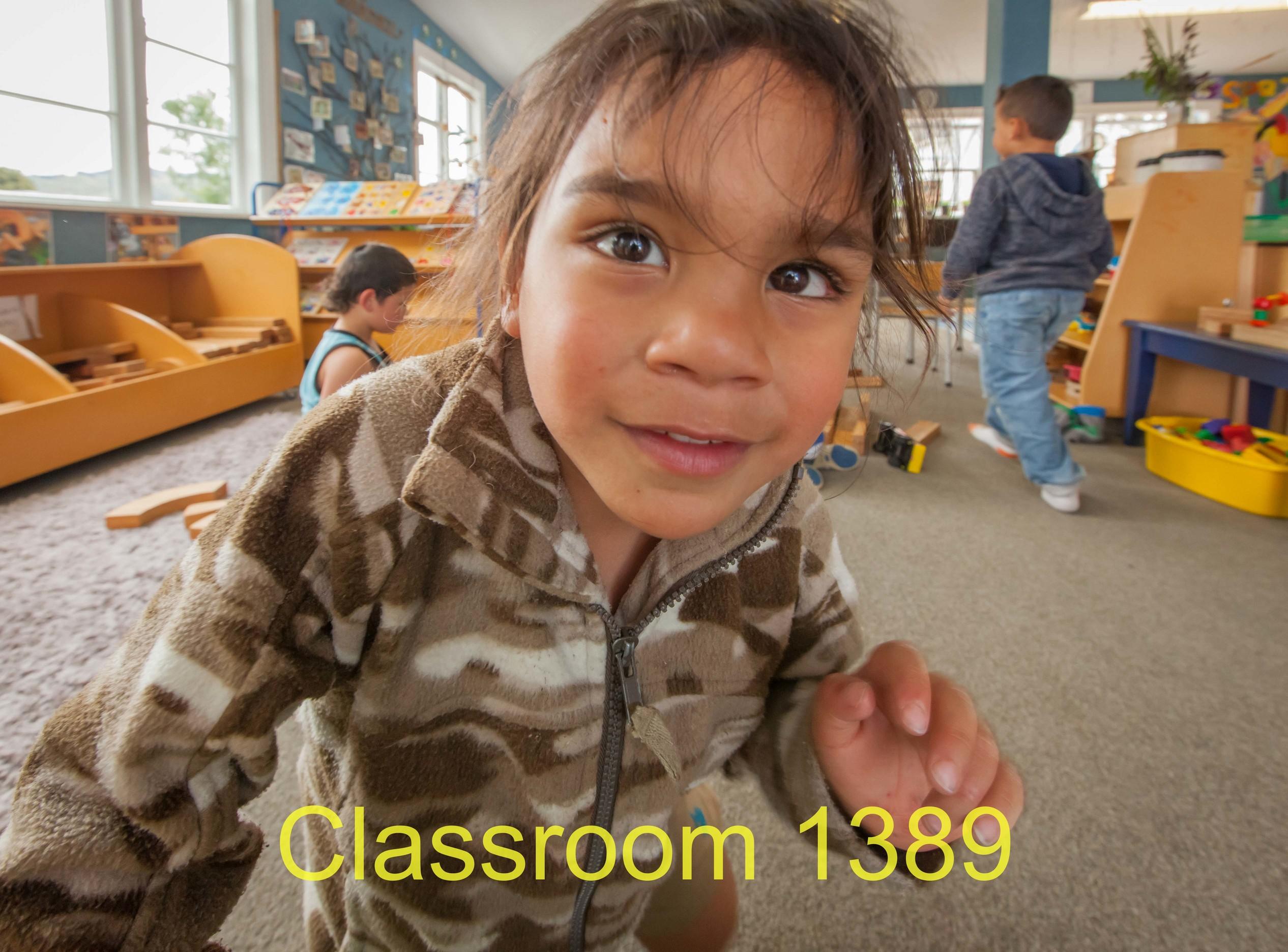Classroom 1389