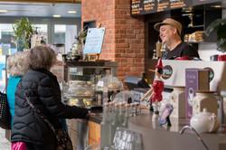 Steve, Java Point Cafe 3768-2