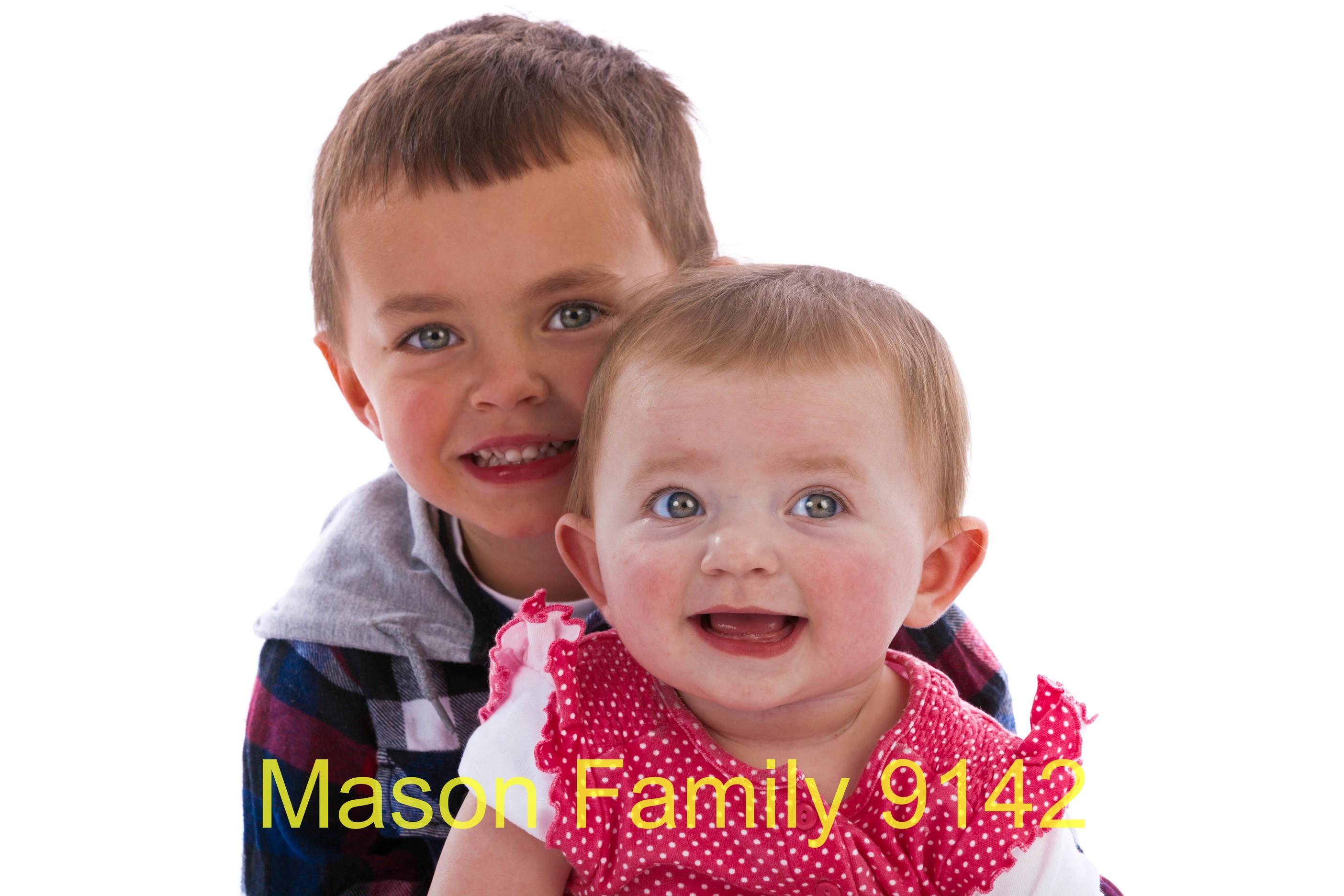 Mason Family 9142
