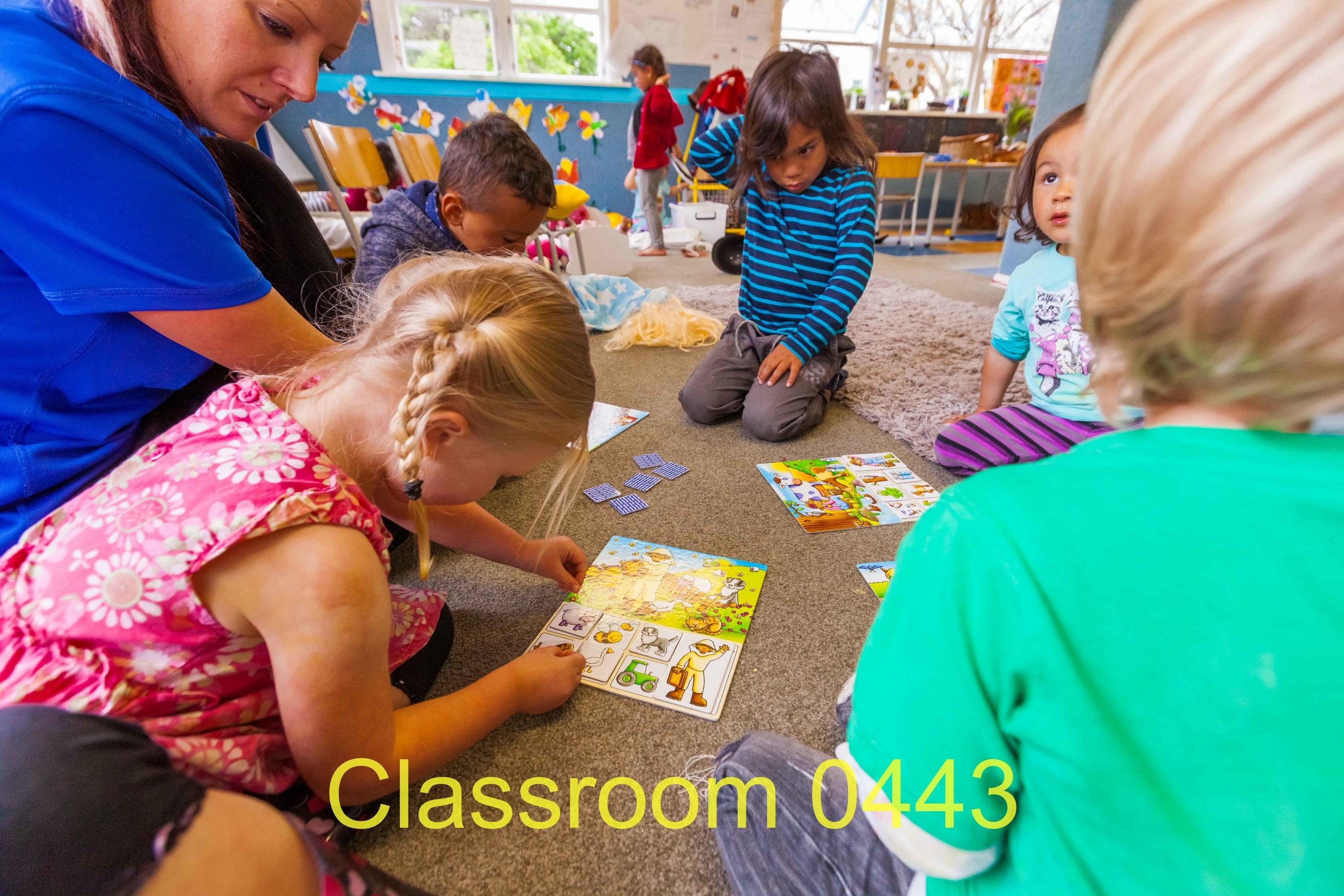 Classroom 0443