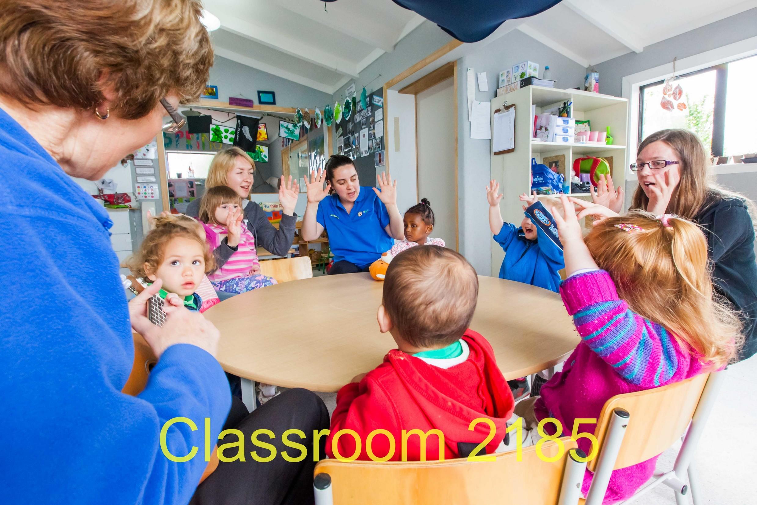 Classroom 2185