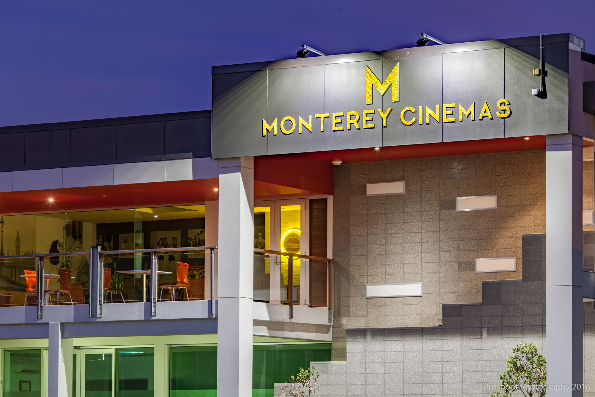 Dzine Monteray Cinema Sunrise 4167