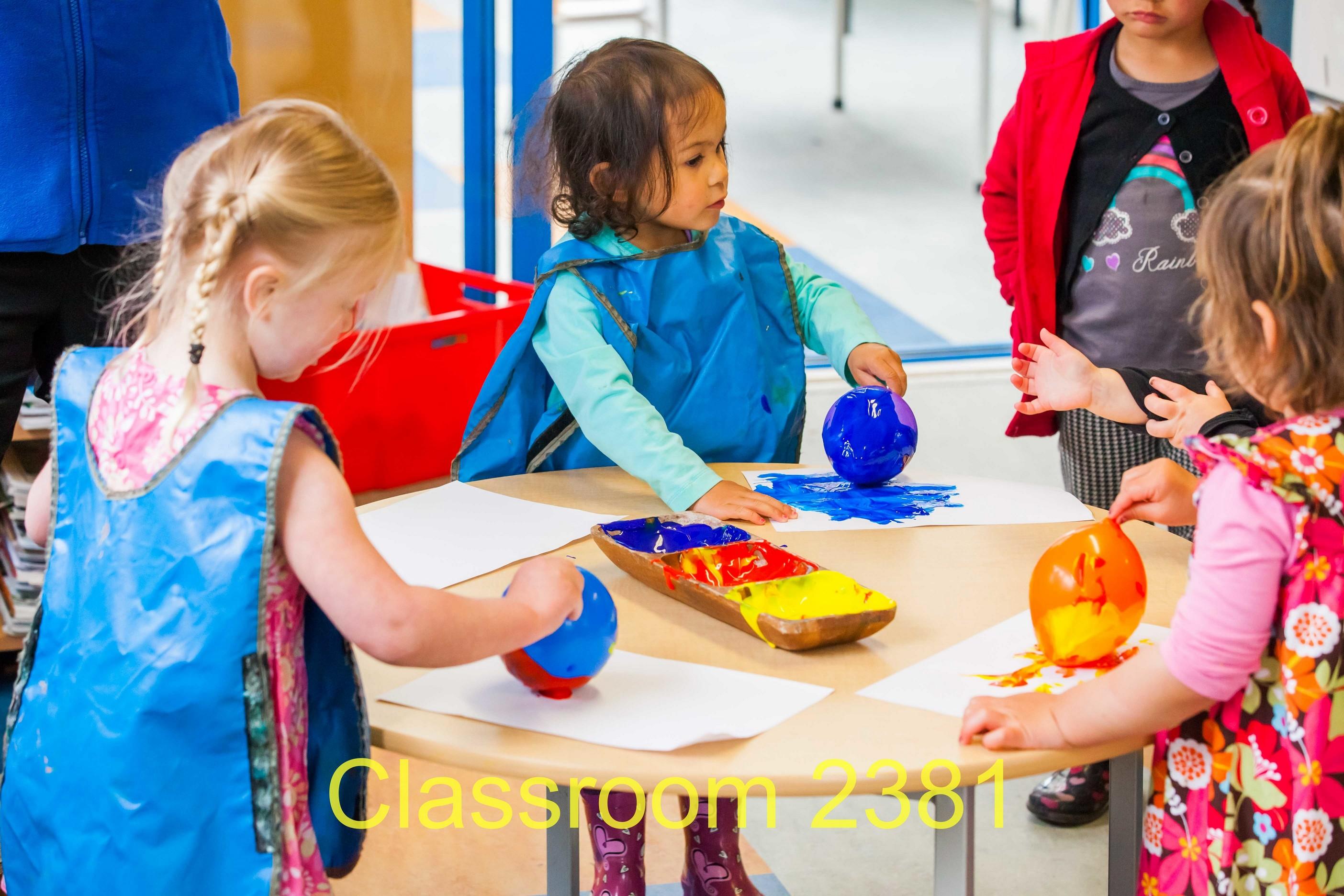 Classroom 2381