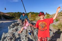 UHCC Whakatiki Fishing 9880