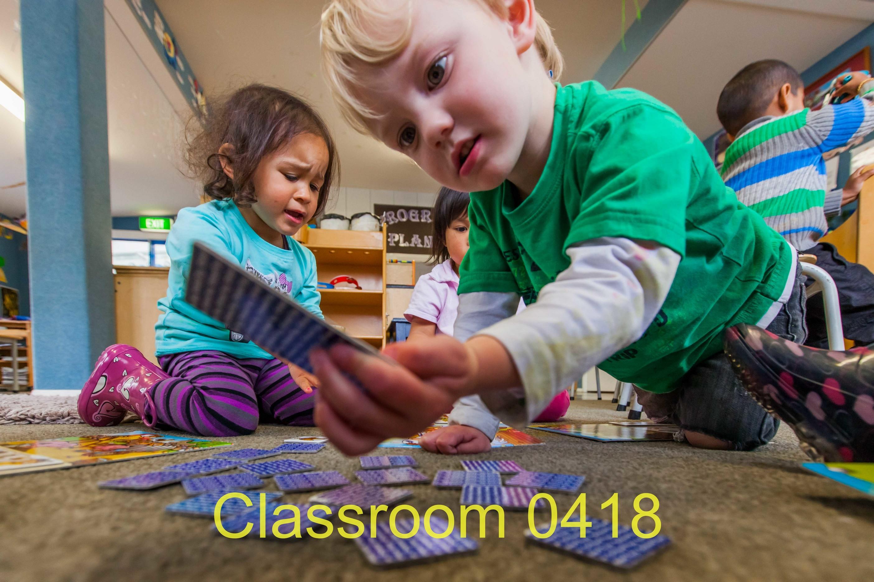 Classroom 0418