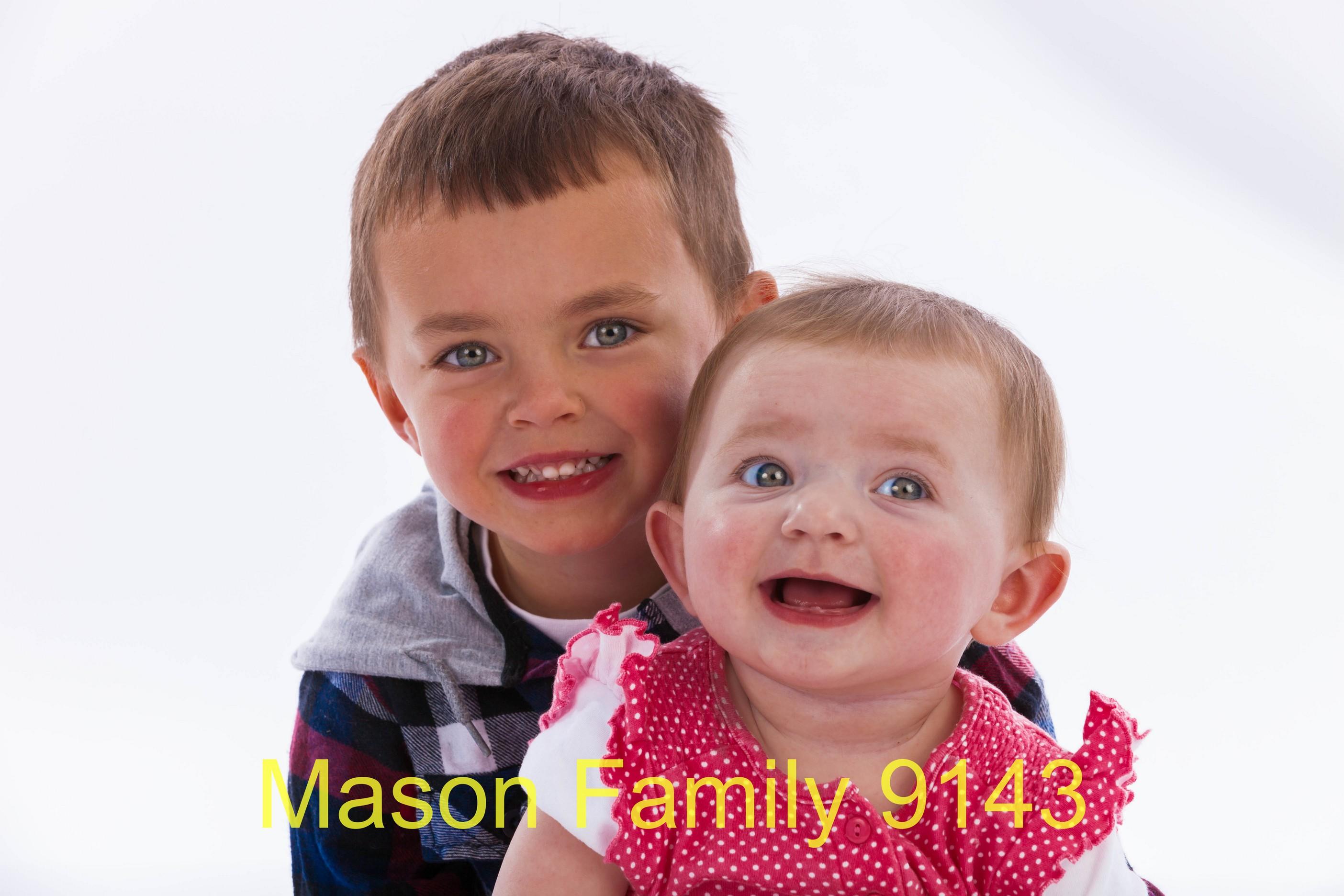 Mason Family 9143