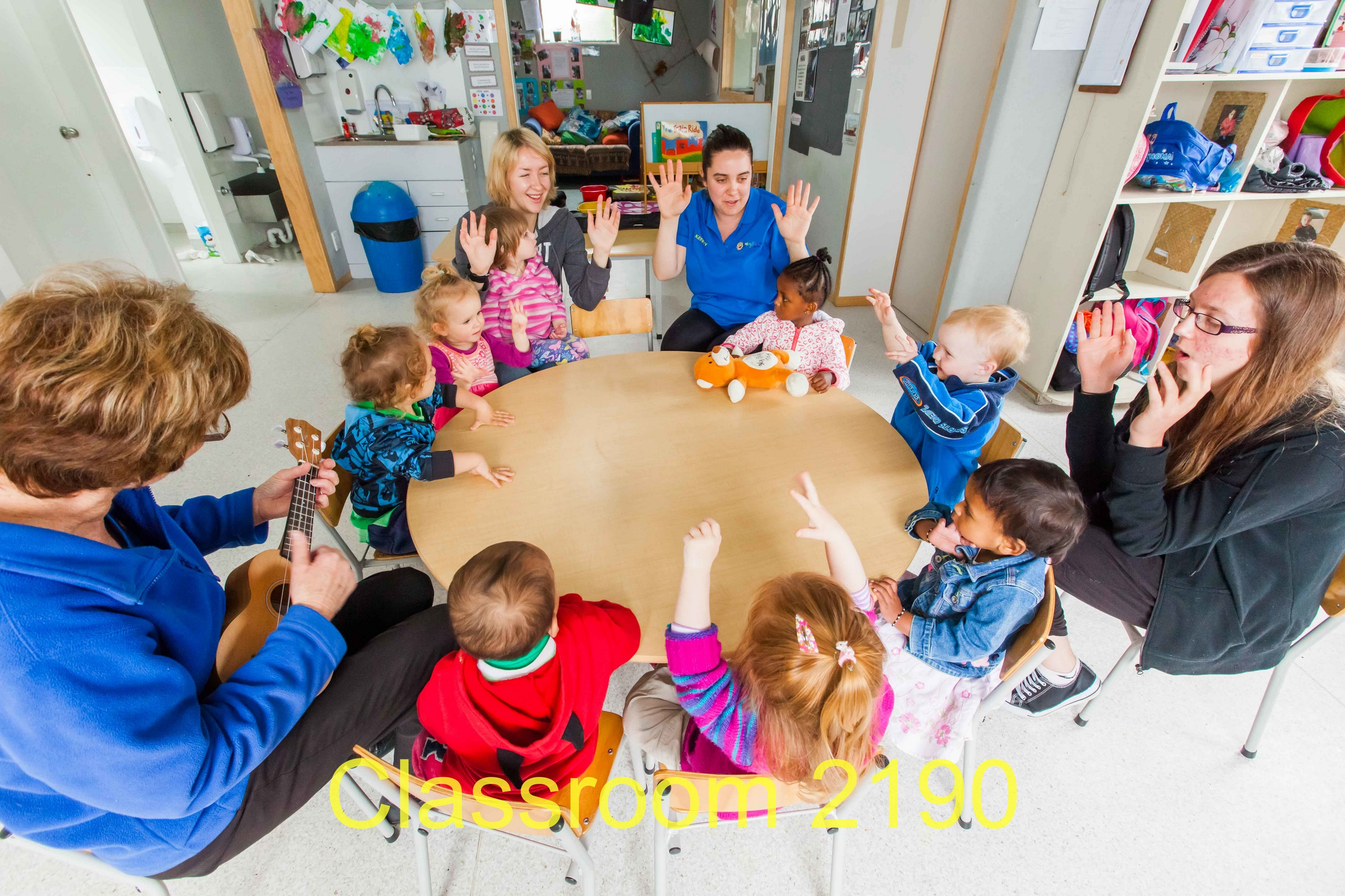 Classroom 2190