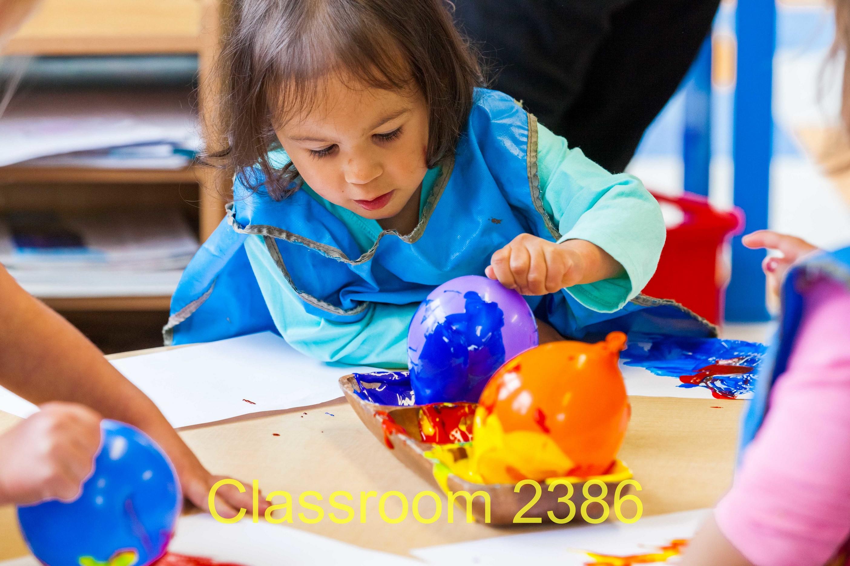 Classroom 2386