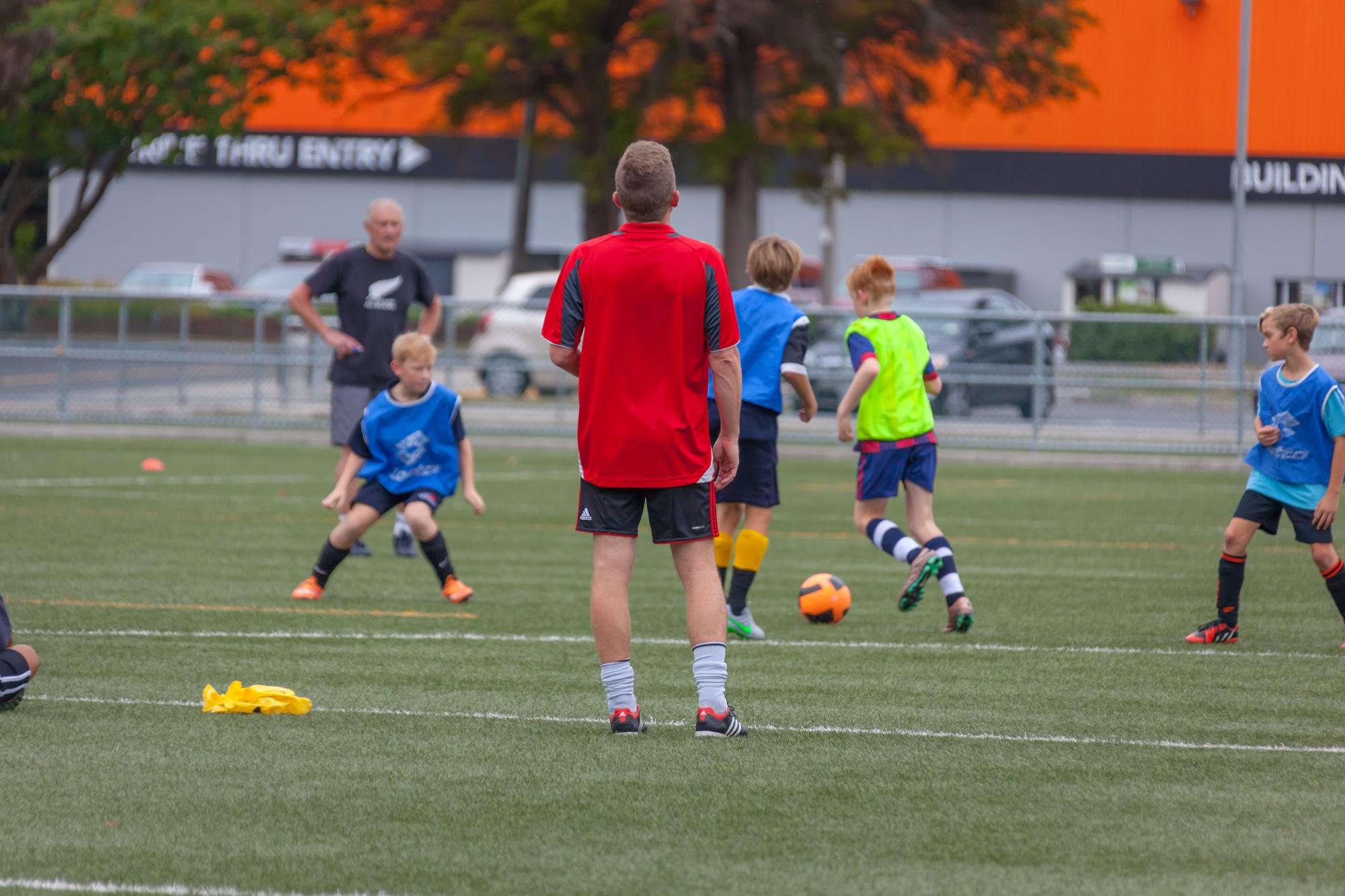UHCC Soccer Coach 4476