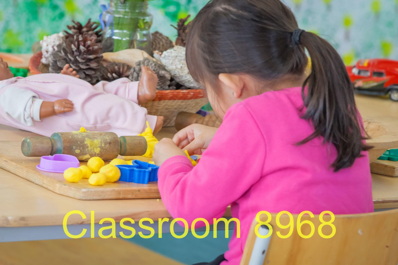 Classroom 8968