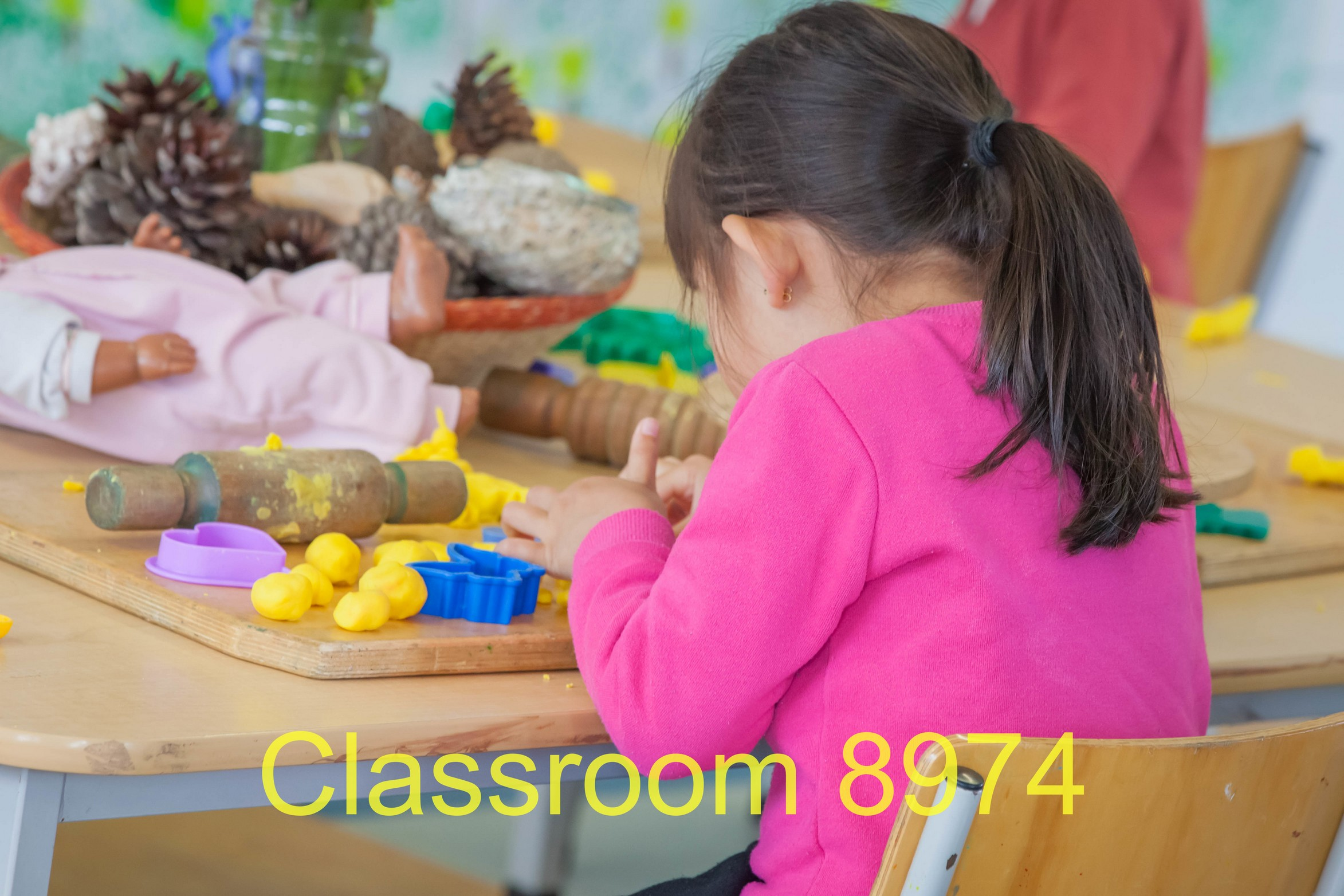 Classroom 8974