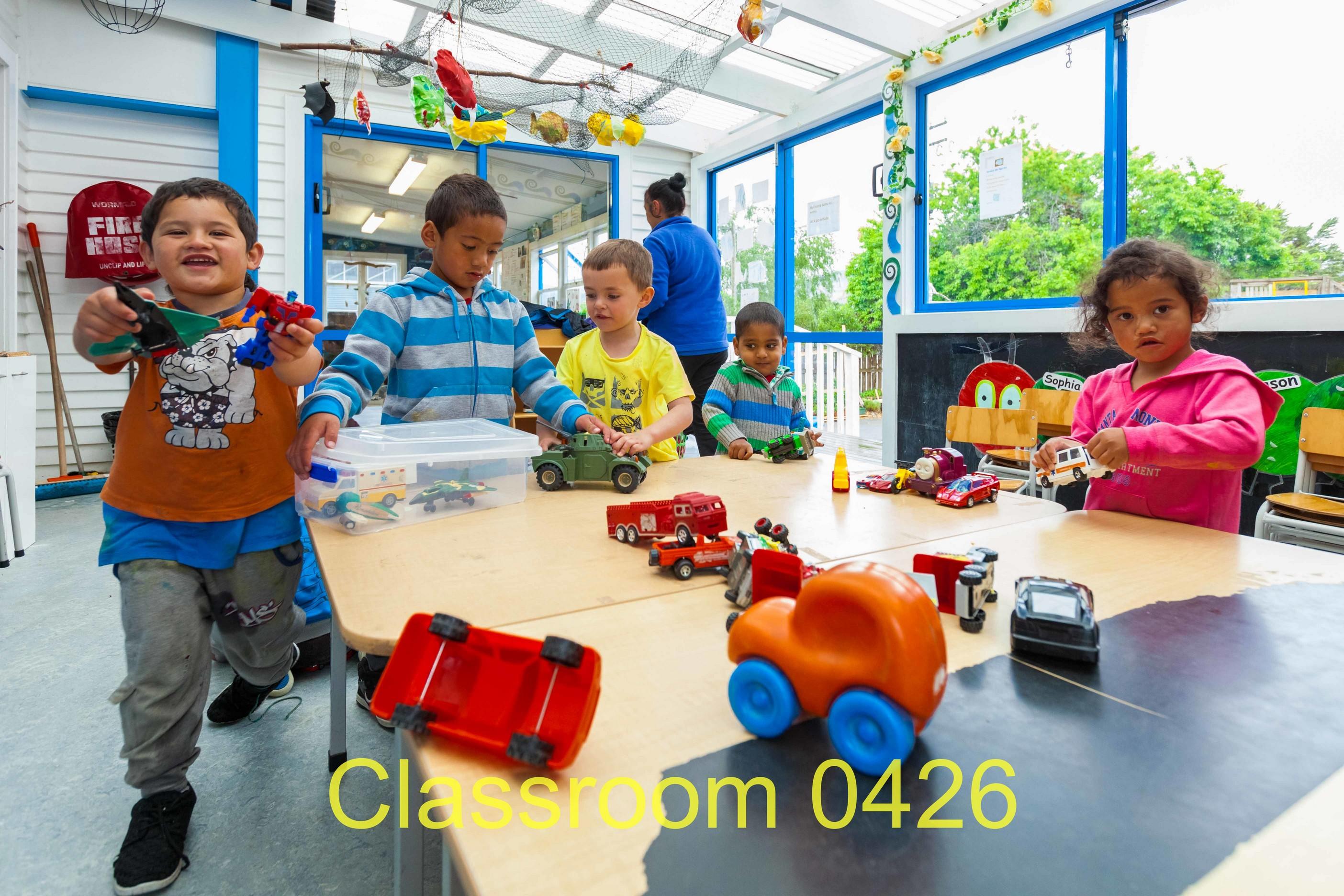 Classroom 0426
