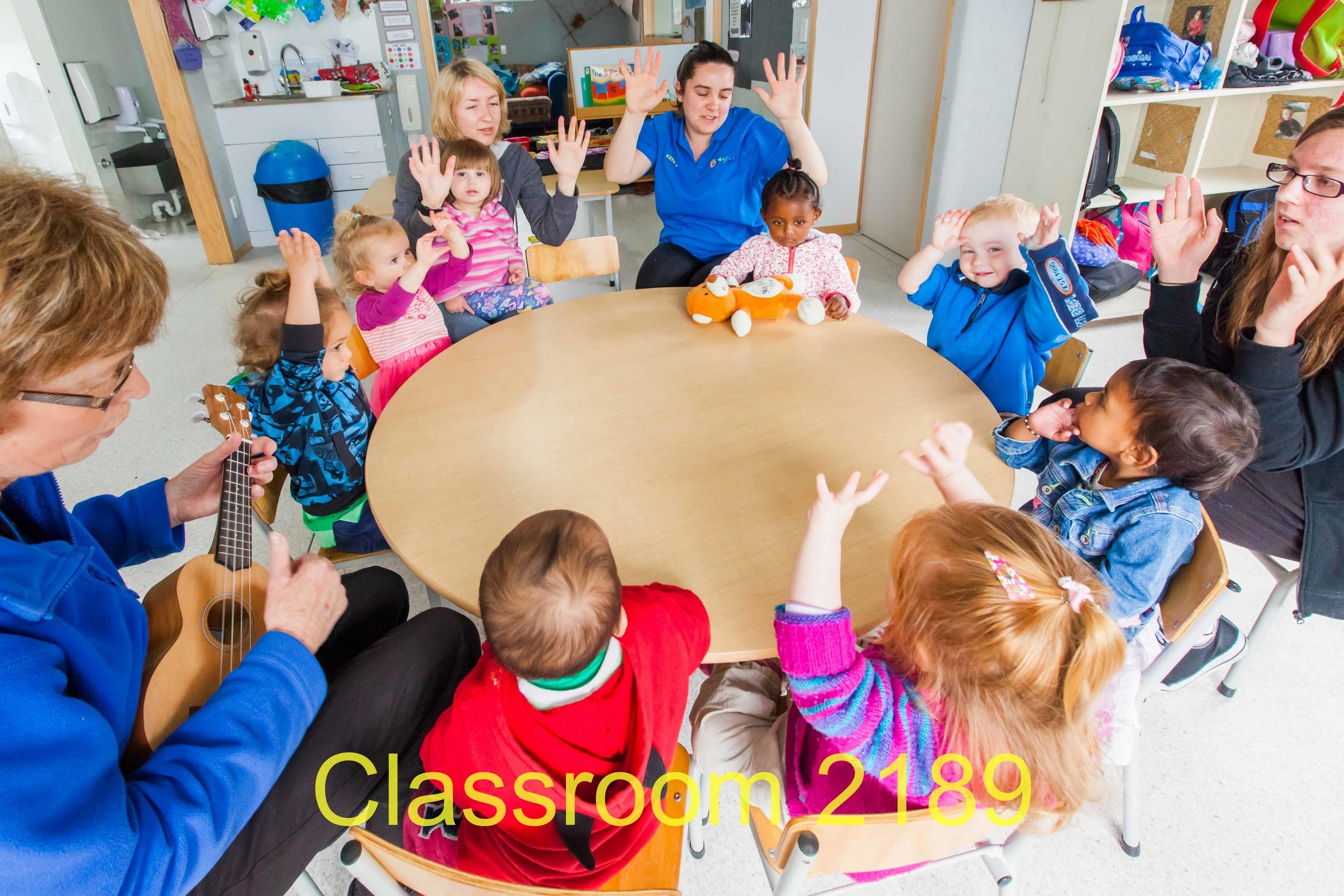 Classroom 2189