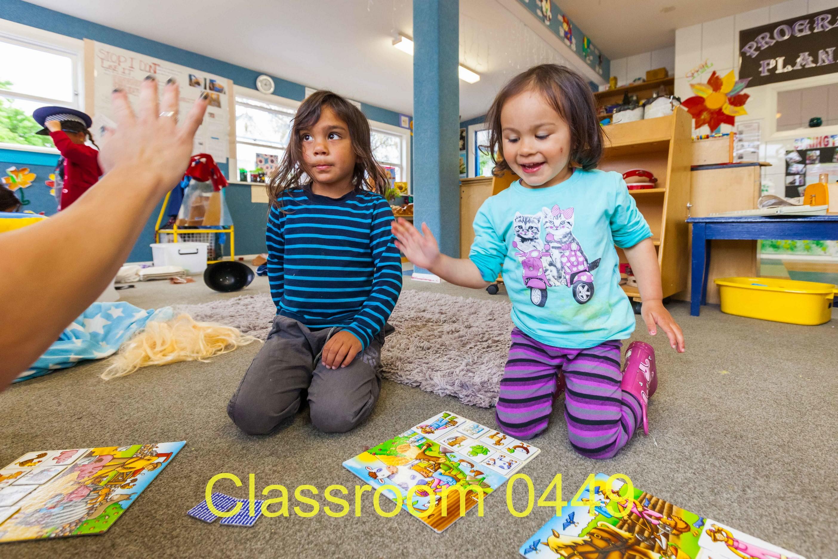 Classroom 0449