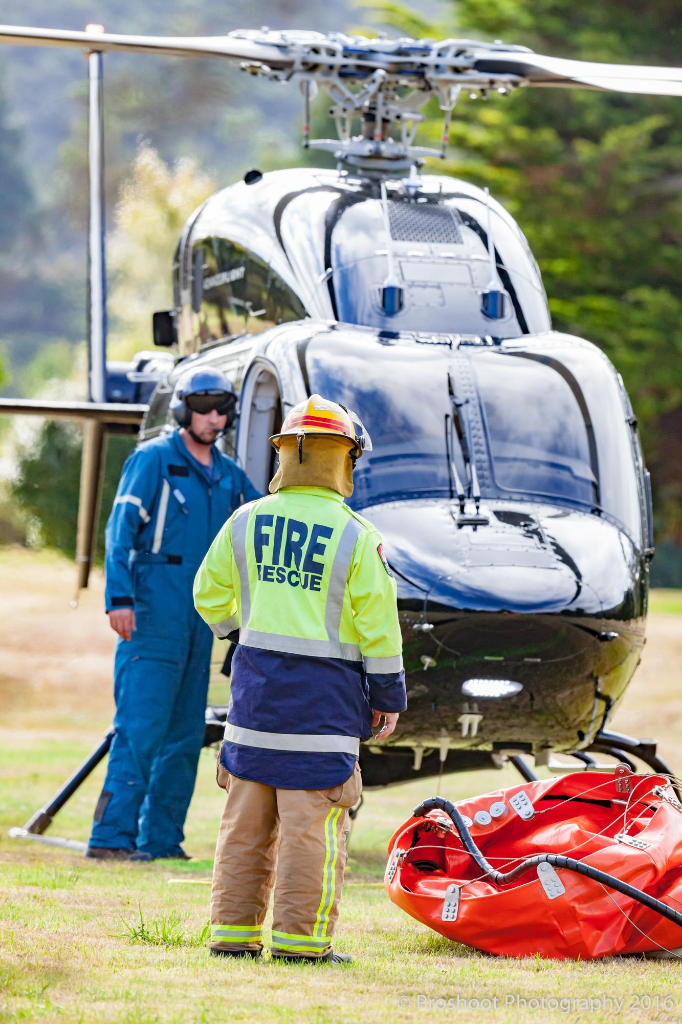 Te Marua Rural Fire 9161