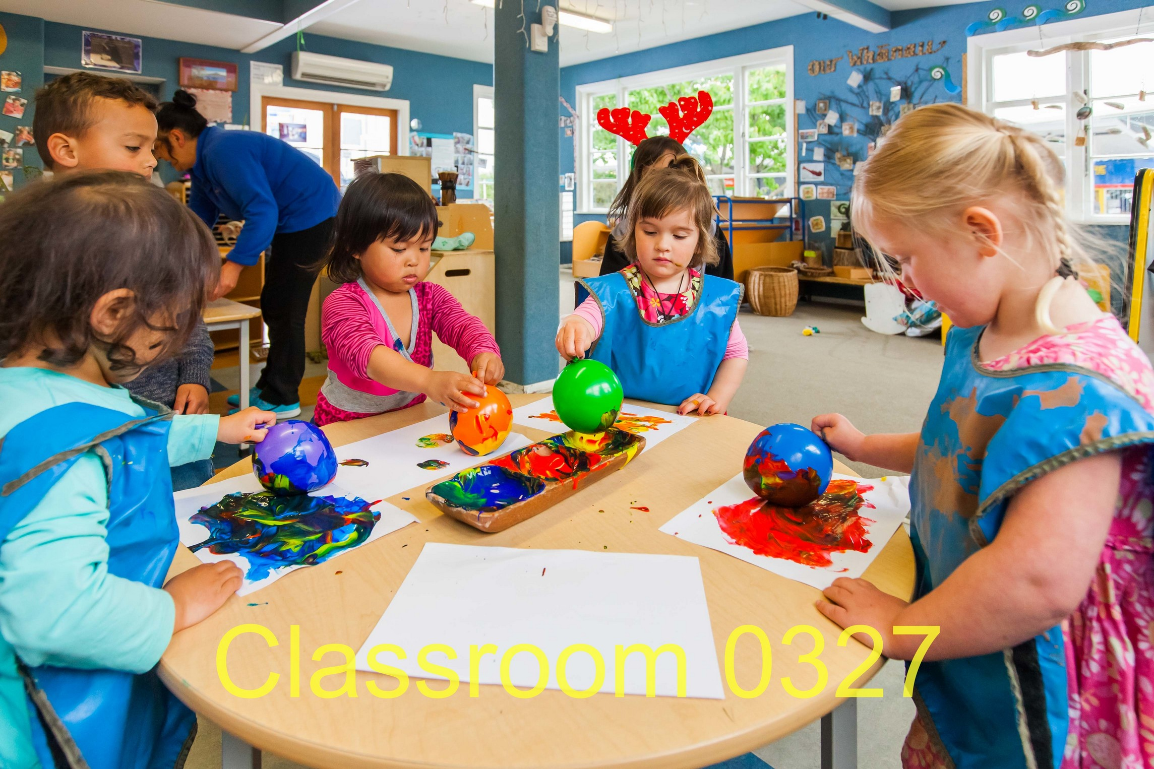 Classroom 0327