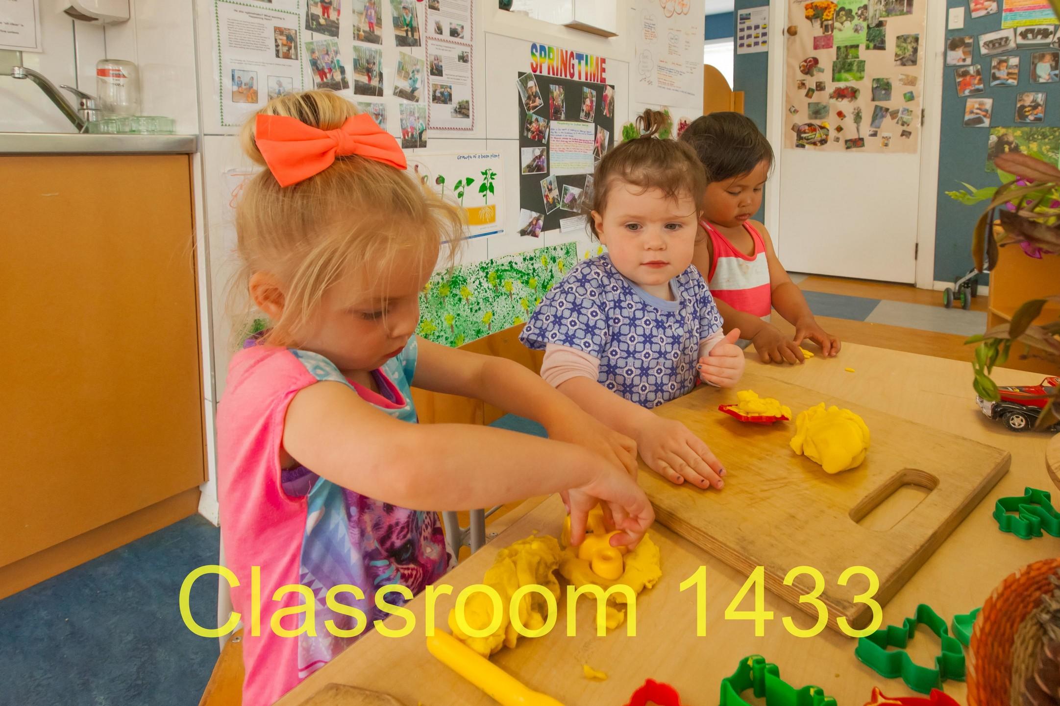 Classroom 1433