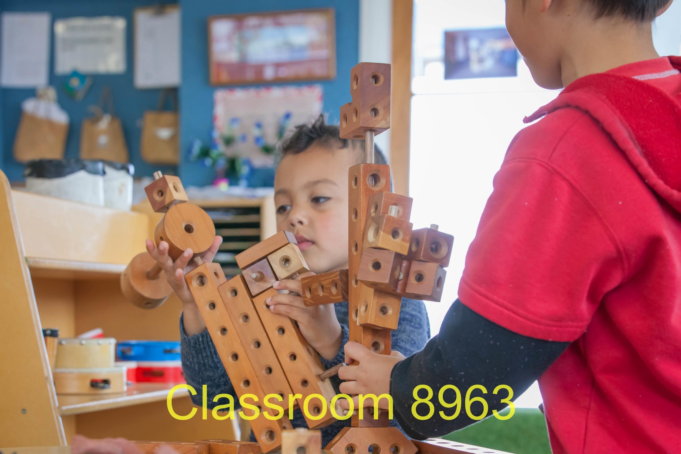 Classroom 8963