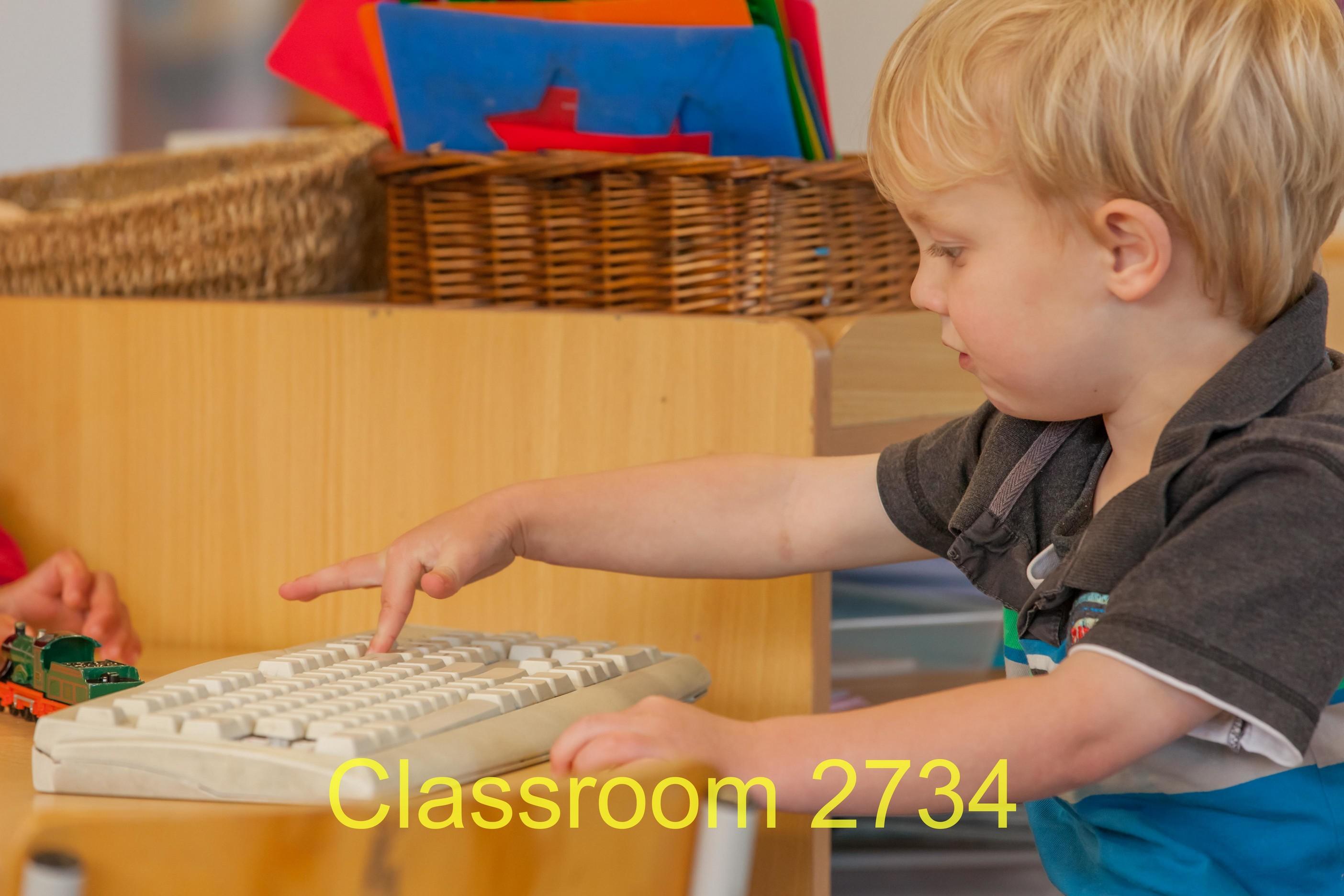 Classroom 2734