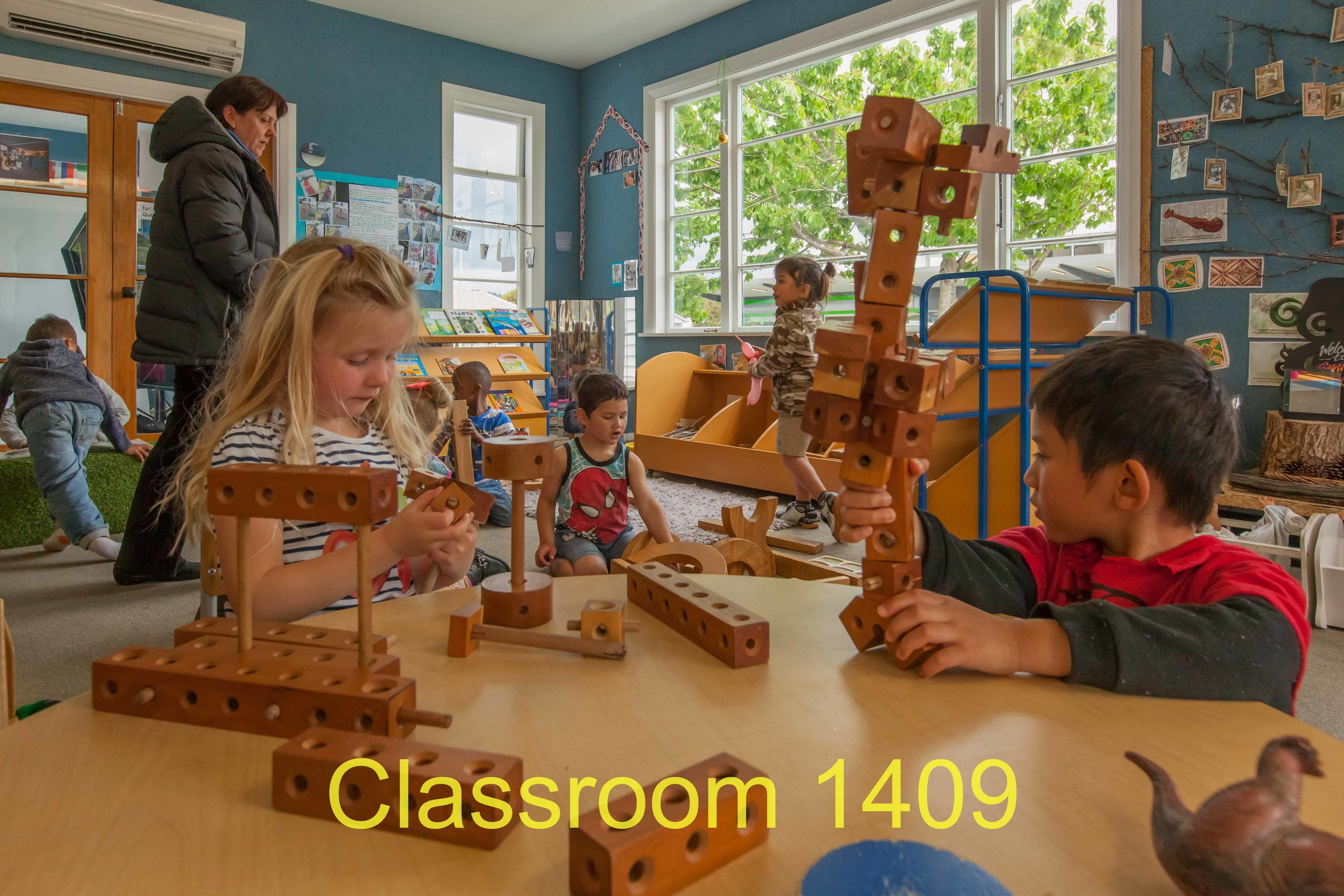 Classroom 1409