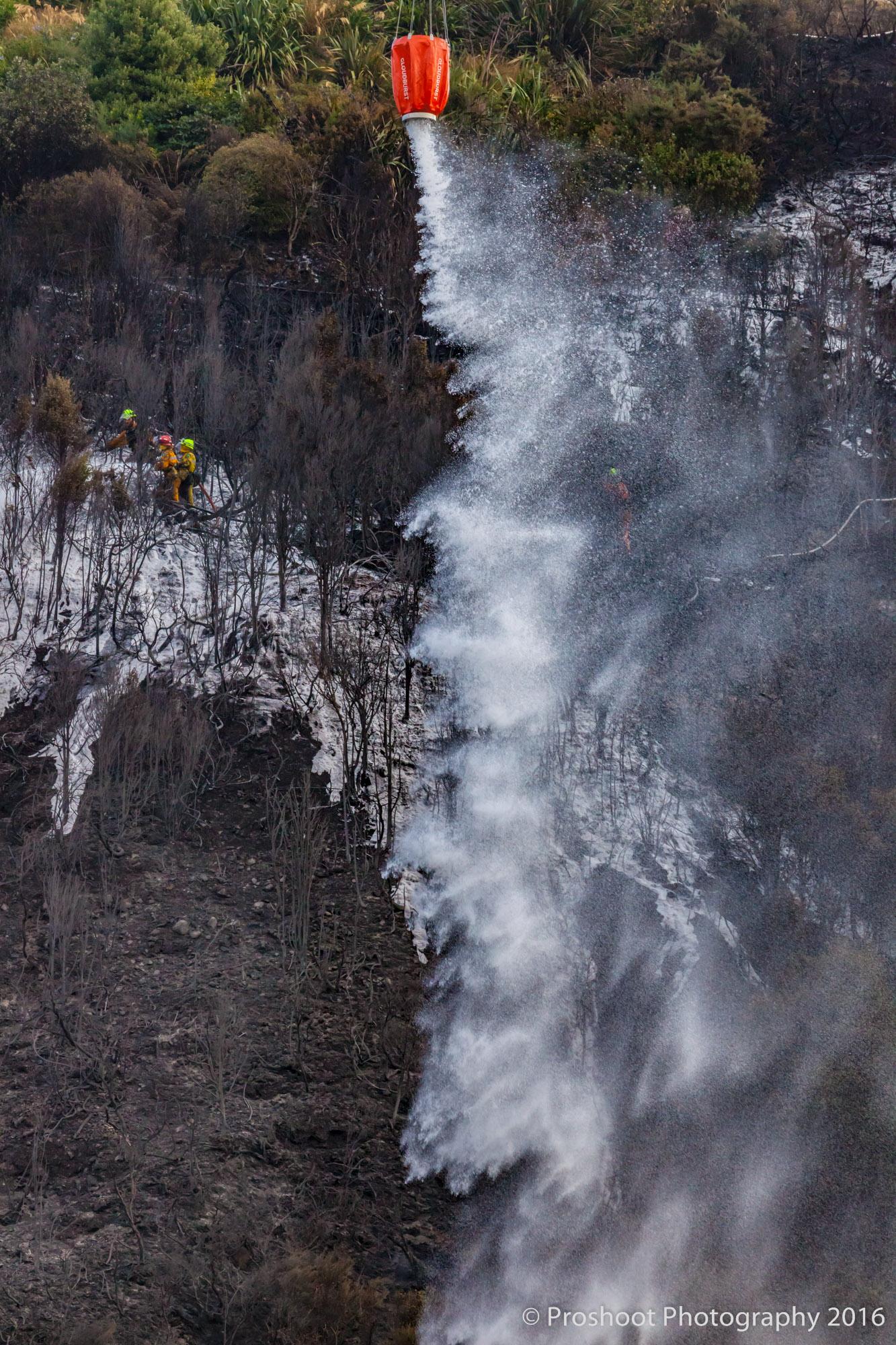 Te Marua Rural Fire 9517