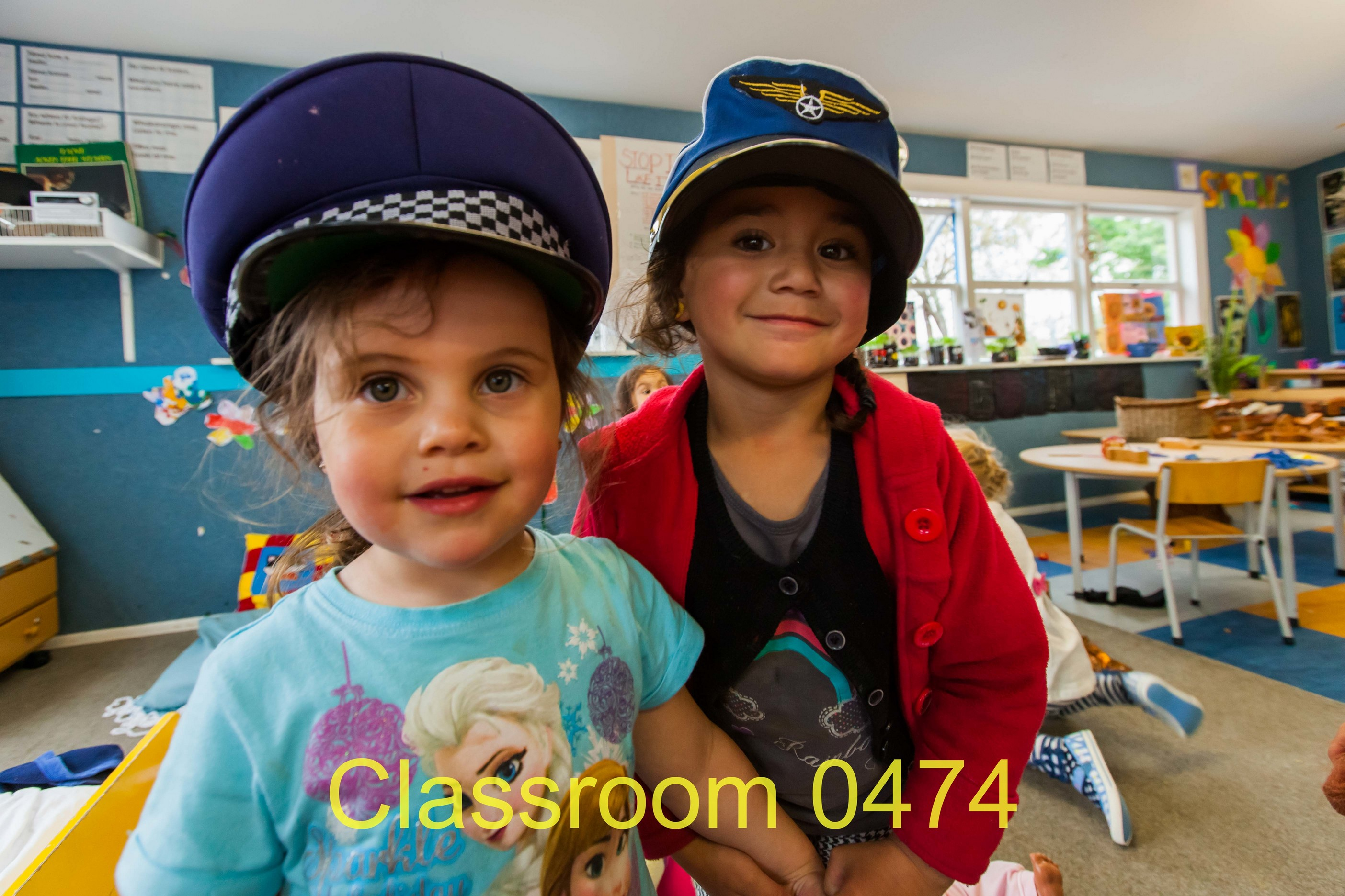 Classroom 0474