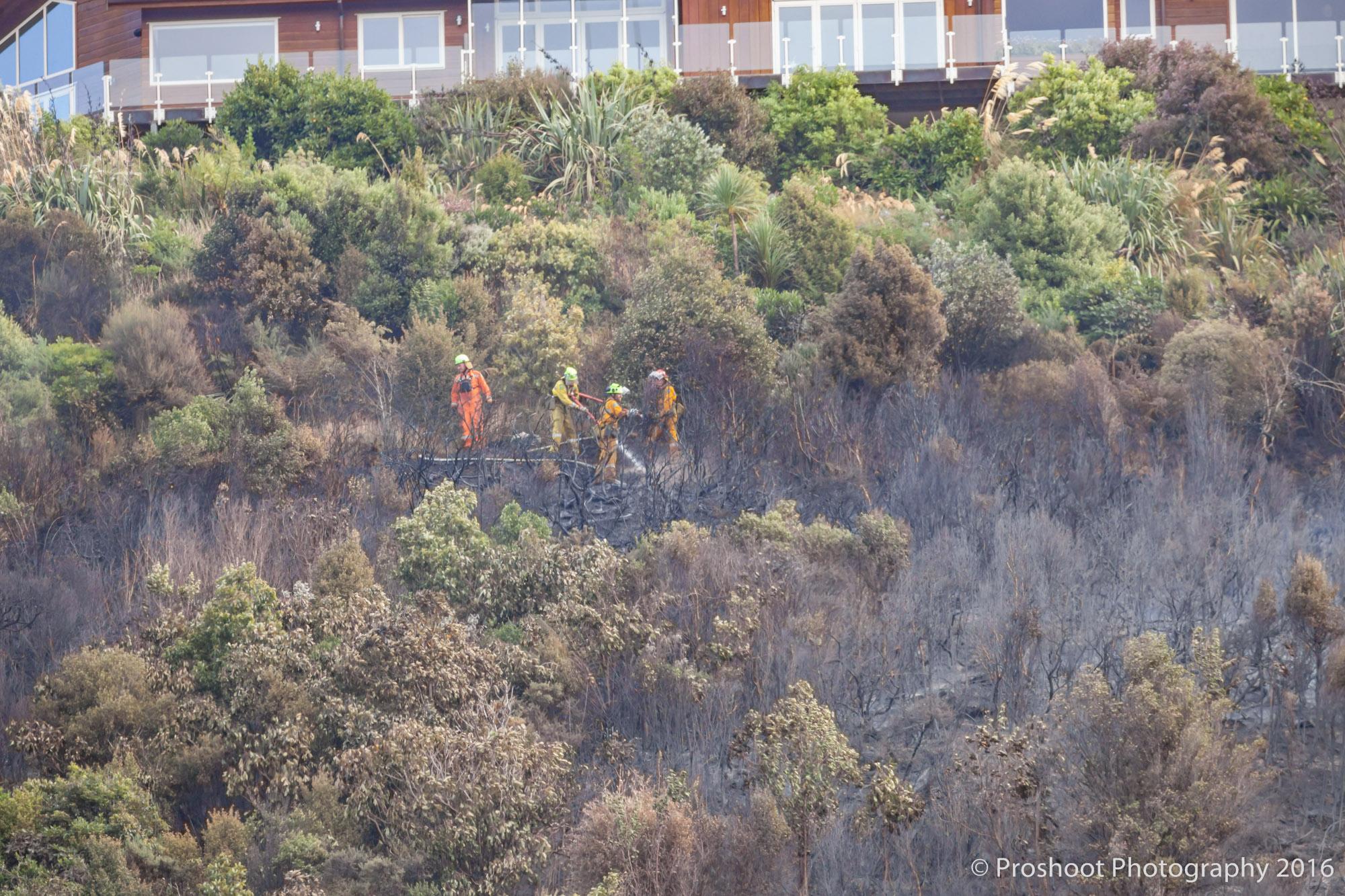 Te Marua Rural Fire 9292