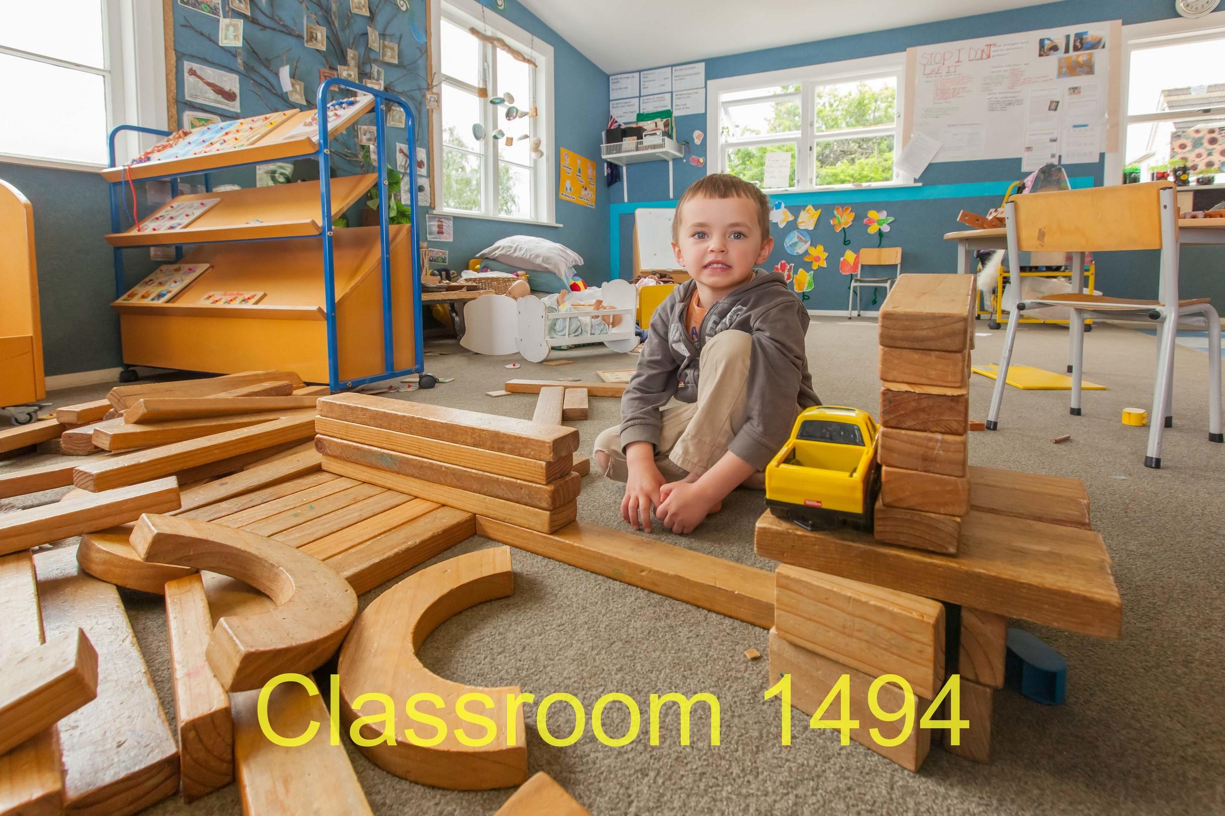 Classroom 1494
