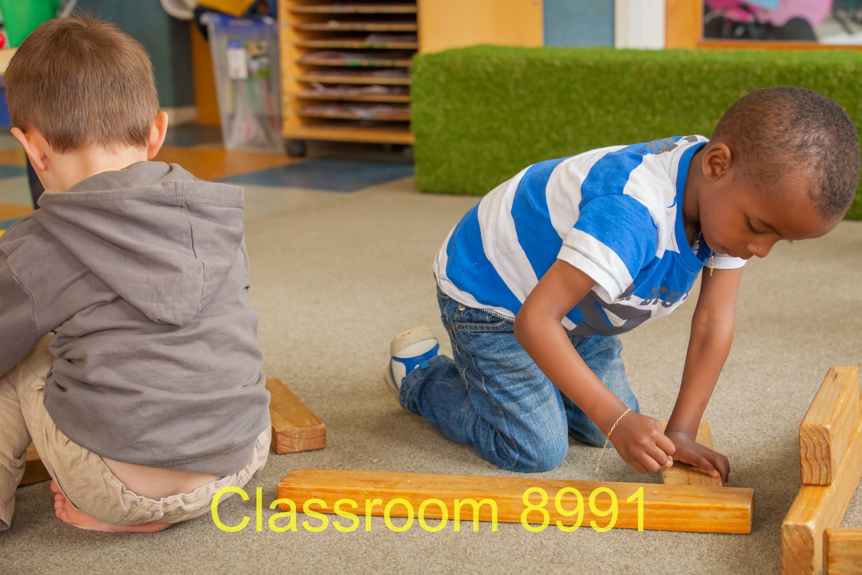 Classroom 8991