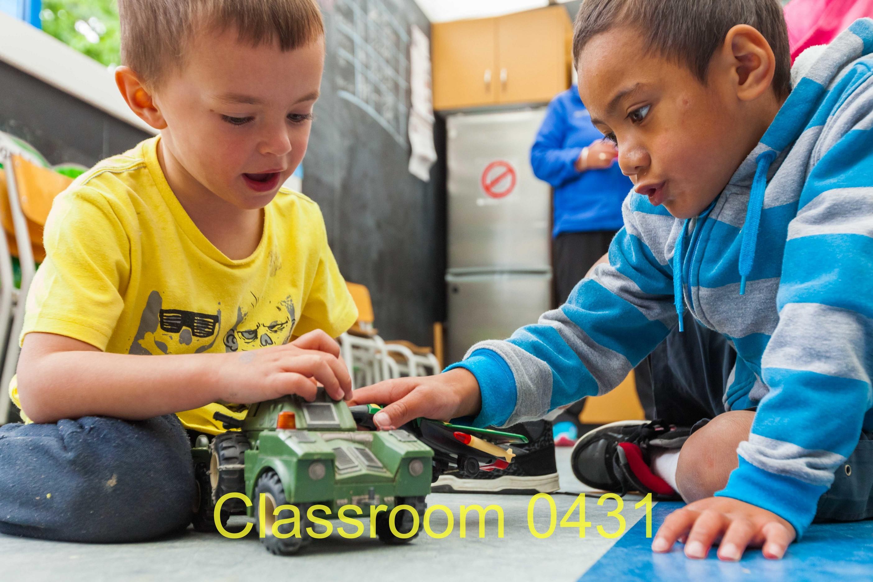 Classroom 0431