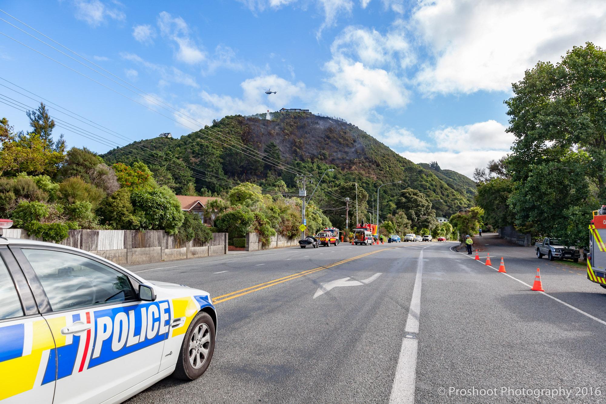 Te Marua Rural Fire 3260