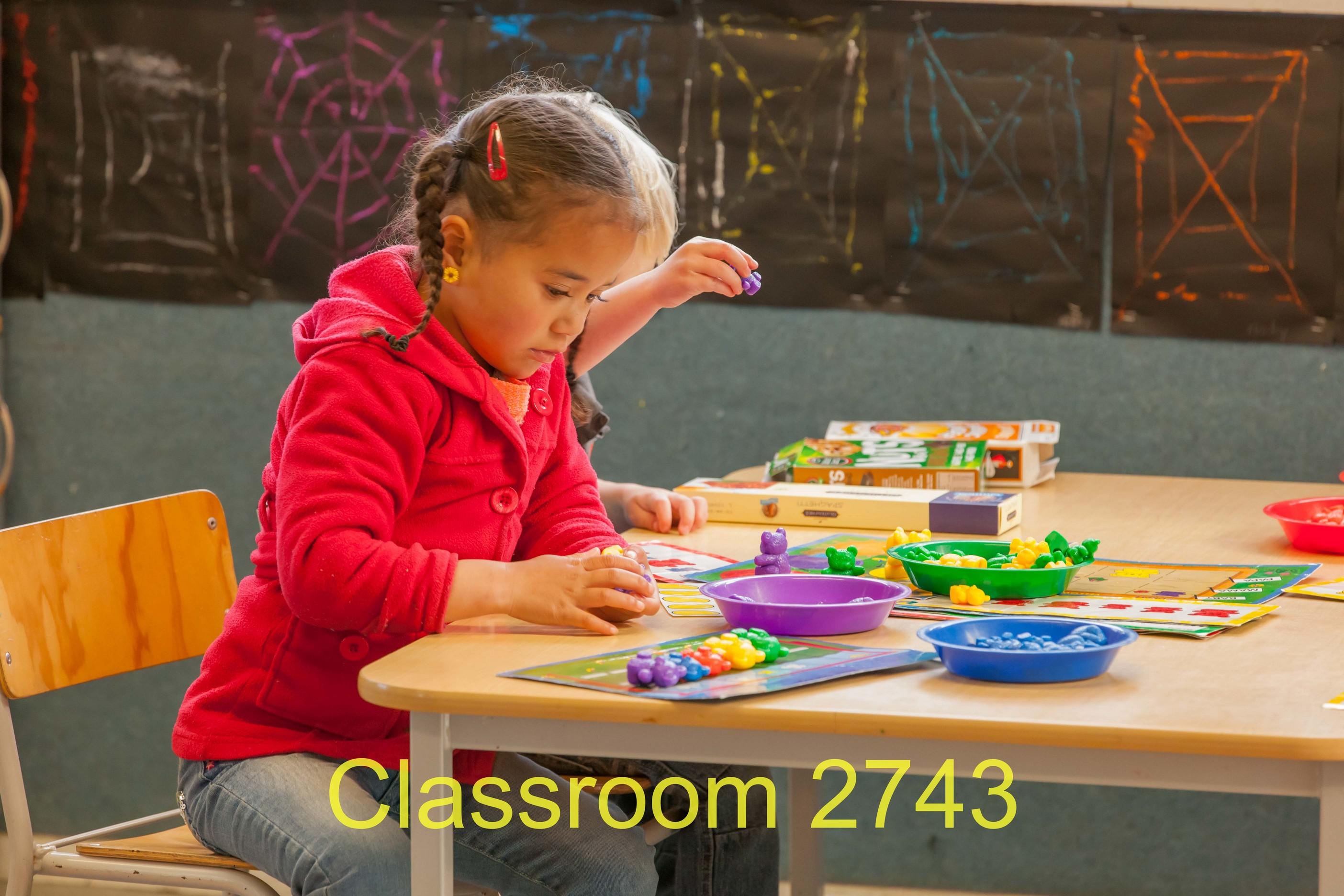 Classroom 2743