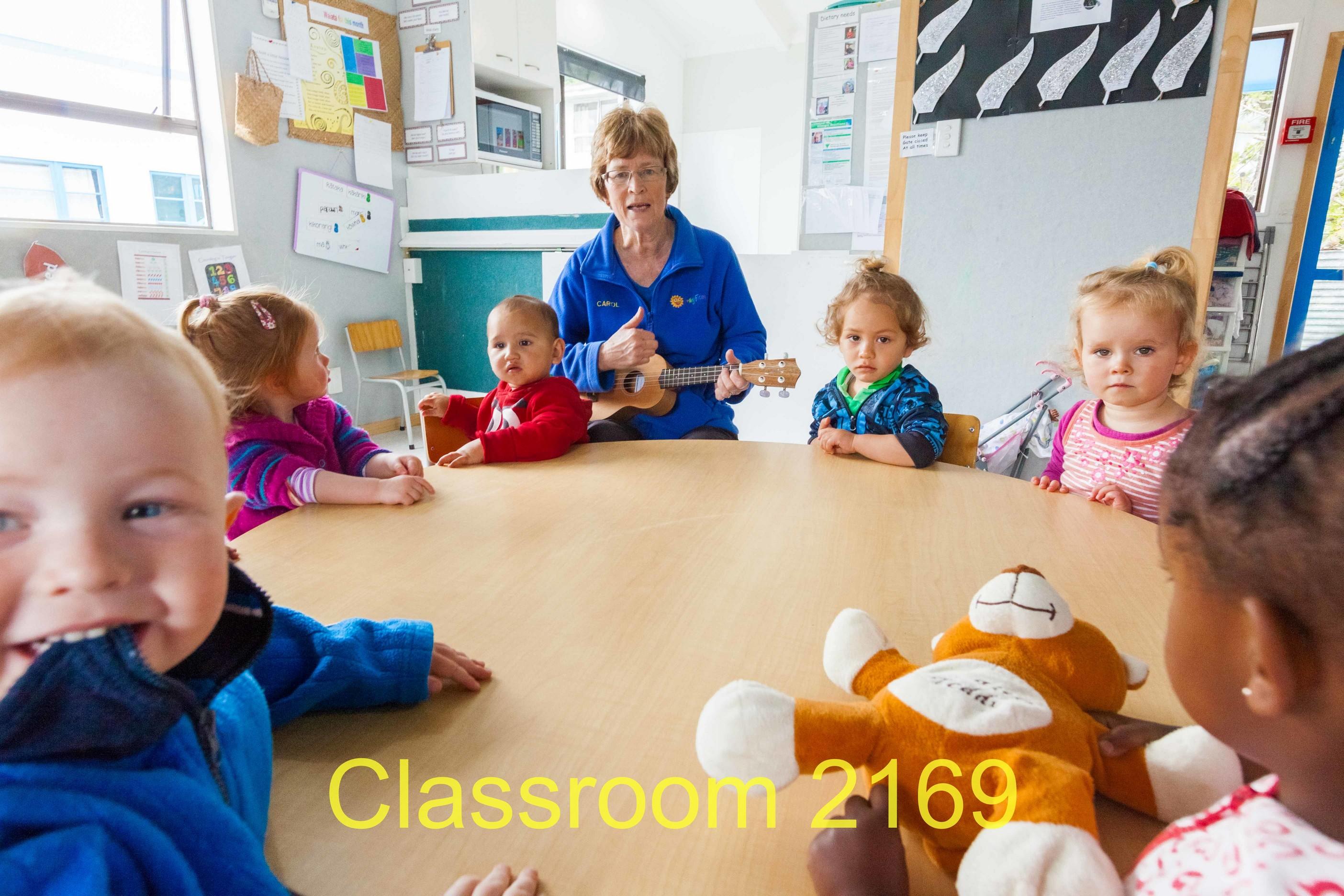 Classroom 2169