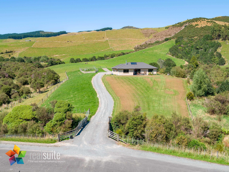 123e Johnsons Road, Whitemans Valley Aerial 0854
