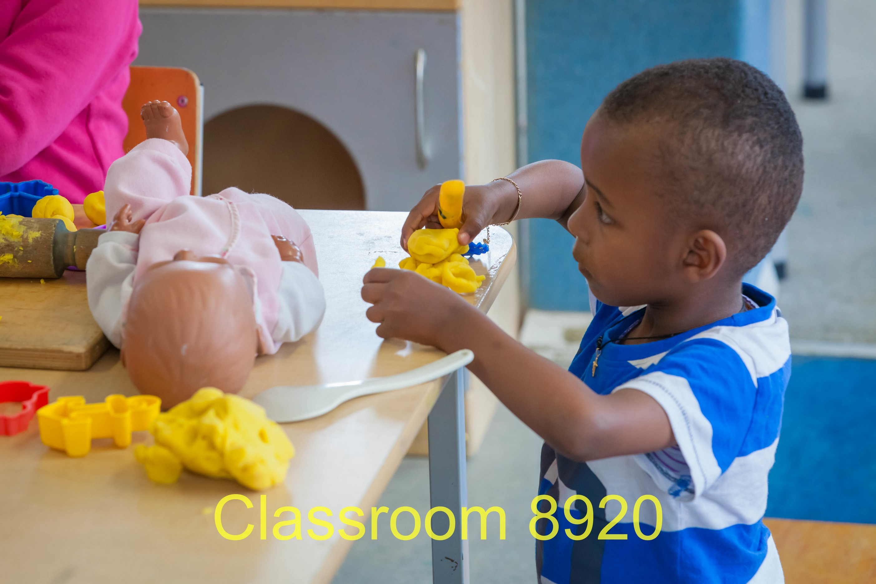 Classroom 8920