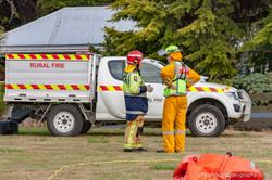 Te Marua Rural Fire 9435