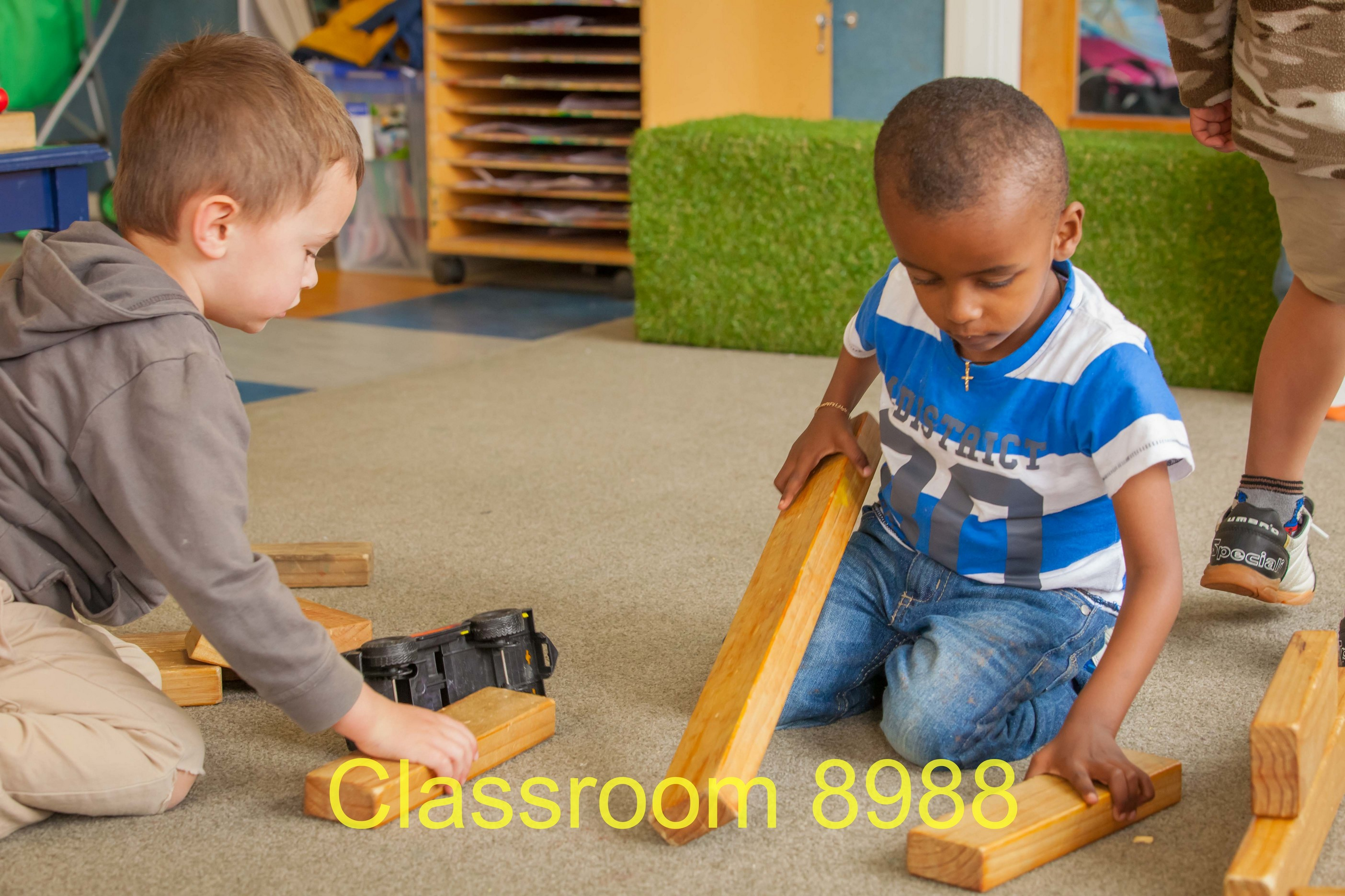 Classroom 8988